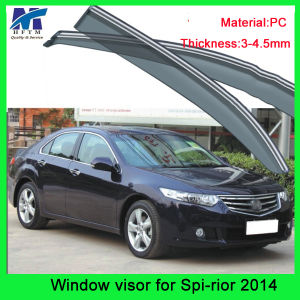 100% Fitment Weather Shields Window Visor for Hodna Spirior 2014 pictures & photos