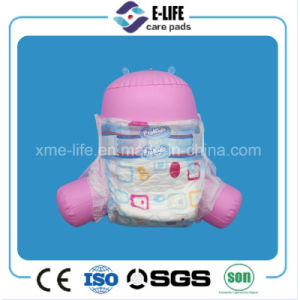 Mozambique OEM Disposable Baby Diaper Pamper with Cheap Price pictures & photos