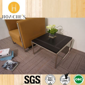 Factory Wholesale Coffee Table with Tempered Glass (S209) pictures & photos