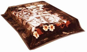 Super Soft Mink Blanket Sr-B170409-9 Polyester Printed Mink Blanket pictures & photos