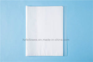 Eco-Friendly Office Cheap Plastic A4 PP Soft Cover Display File Books