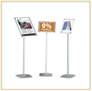 A4 Menu Stand, A4 Poster Menu Sign Stand pictures & photos