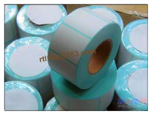 Top Coated Direct Thermal Labels Custom Quantity Per Roll pictures & photos