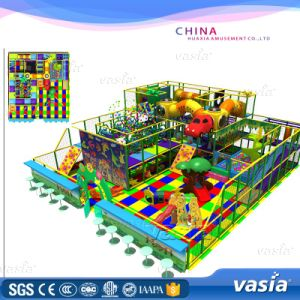 Indoor Playground Type and PVC, Sponge for Soft Play, PVC, Sponge Material Hire Soft Play Equipment pictures & photos