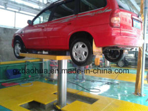 Single Post Car Lift/Hydraulic Car Lift pictures & photos