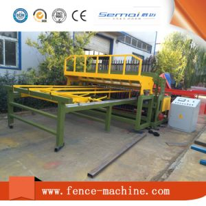 Reinforcing Steel Fence Welding Machine pictures & photos