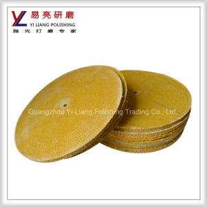Sisal Polishing Wheel for Metal and Stainless Steel Surface Grinding pictures & photos