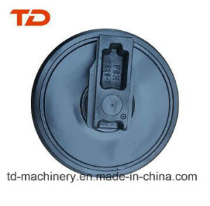 Fh200 Fh200-3 Fh220 Excavator Chassis Parts Wholesale China or Bulldozer Front Idler Track Mechanism Parts