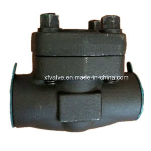 800lb Forged Carbon Steel A105 Thread End NPT Check Valve pictures & photos