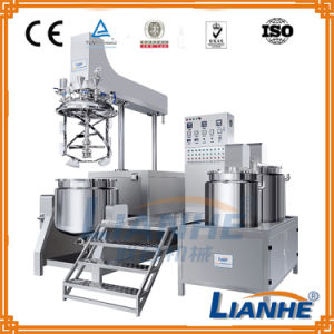 High Speed Ointment Vacuum Mixer Machine pictures & photos