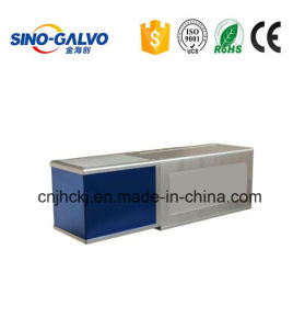 3-Axis Galvo Scanner Sg8230-3D for Deep Laser Engraving Metal Emblems pictures & photos