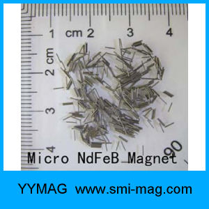 High Quality Ferrite Mini Magnet Long Bar Cylinder Ceramic Magnet for Sale pictures & photos