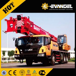 Sany 35 Ton Rough Terrain Crane Mobile Truck Crane (SRC350) pictures & photos