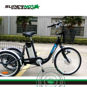 3 Wheel Ebike with Cargo for Farmer pictures & photos