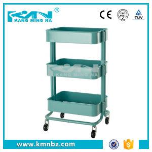 Multi-Functional Medical Cart for Sale Emergency Trolley