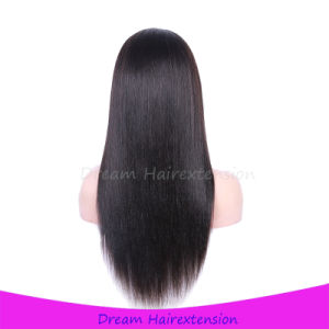 100% Unprocessed Glueless Virgin Human Hair Full Lace Wigs pictures & photos