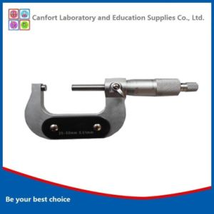 0-25mm/0.01mm Outside Accurate Micrometer for China with Low Prices pictures & photos