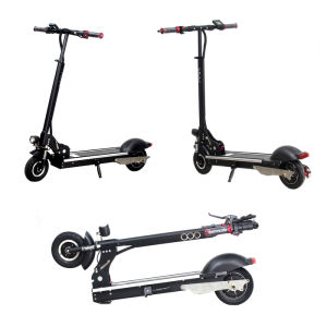 Super Light 8.8A Two Wheels Electric Folding Kick Scooter pictures & photos