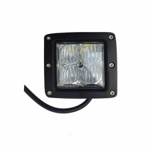 12W 5D LED Work Light for Truck Car off Road pictures & photos