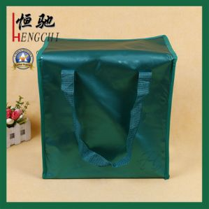 Non Woven TNT Laminated Cooler Shopping Bag with Logo Printing pictures & photos