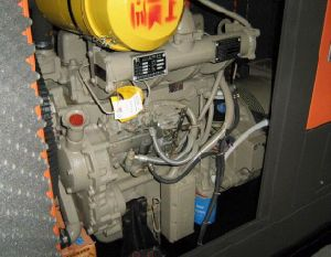 Weifang Engine Power 72kw Diesel Generator pictures & photos