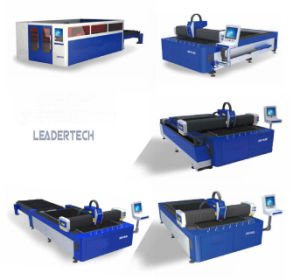750W/1000W/1500W/2000W/ CNC Metal Fiber Laser Cutting Machine pictures & photos