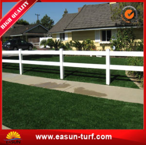 Landscaping Natural Looking Synthetic Turf Mat pictures & photos