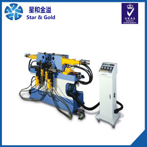 Double Head Hydraulic Pipe Bending Machine pictures & photos