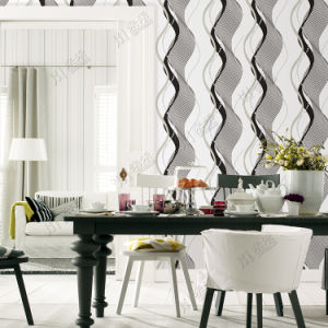 High Quality Embossed PVC Wallpaper for Home Decoration pictures & photos