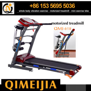 Foldable Electric Treadmill with Ce 2.0HP pictures & photos