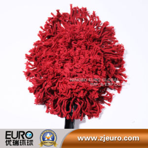 Car Cleaning Cotton Duster with PP Handle pictures & photos