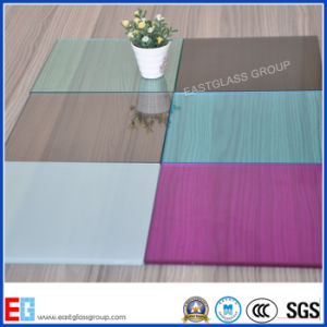 10.38mm Colored Safety Tempered Laminated Glass for Commercial Buildings pictures & photos