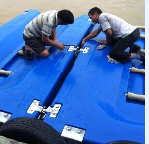 LLDPE Jet Ski Floating Dock Prices pictures & photos