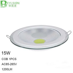 15W High Power COB LED Panel Lights pictures & photos