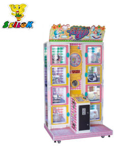 Happy Door Coin Operated Toy Vending Prize Game Machine pictures & photos
