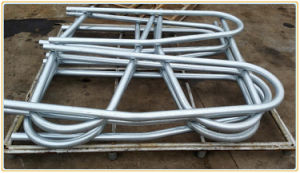 Galvanized Cattle Free Stall Fence Panel pictures & photos