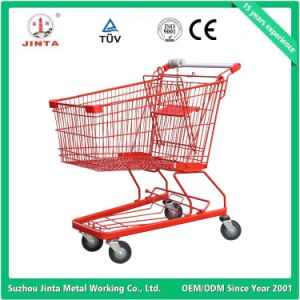 Supermarket Shopping Trolley 240L pictures & photos