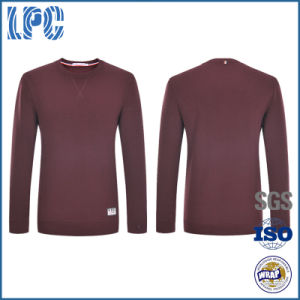 Custom Solid Color Brand High Qality Men Hoodies pictures & photos
