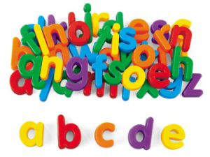 Top Quality Magnetic Alphabet Letters pictures & photos