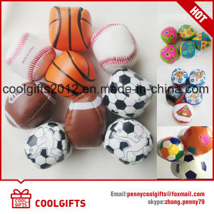 New Bulk Juggling Ball, Mini Kids Leather Kick Ball Souvenir pictures & photos
