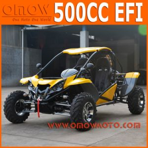 2 Seater 500cc 4X4 off Road Pedal Go Kart pictures & photos