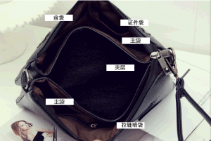 New Style Women Purse Lady Hand Bag (BDMC125) pictures & photos