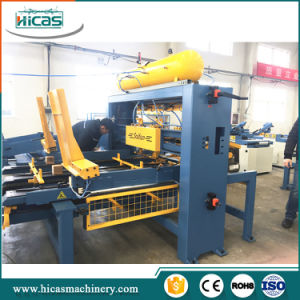 Automatic Machine for Nailing Wood Pallet Leg pictures & photos