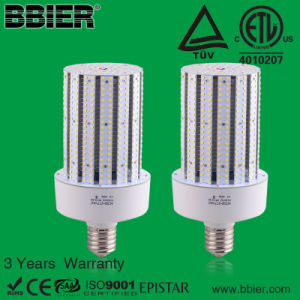ISO 90001 CE RoHS Audited 360degree Aluminum Fins Body 80W LED Corn Bulb for Shopping Mall pictures & photos