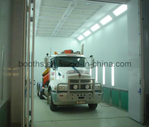 High Efficiency Truck Painting Chamber with Factory Price pictures & photos
