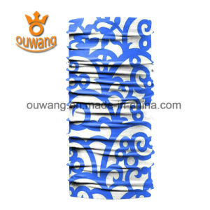 Custom Design Your Own Promotional Gift Bandana From Scarf Manufacturer pictures & photos
