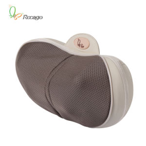 Portable Mini Heating Massage Pillow for Car and Home pictures & photos