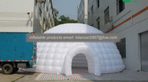 2016 New Popular Large Inflatable Tent pictures & photos