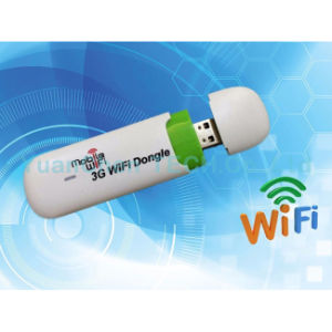 2016 3G Wireless USB WiFi Dongle Modem with SIM Card Slot pictures & photos