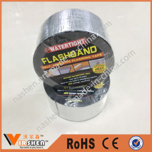 Self Adhesive Roofing Waterproof Flashing Tape Asphalt Flashband pictures & photos